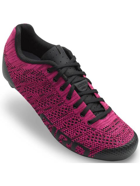 Giro Empire E70 Knit Shoes Women berry/bright pink